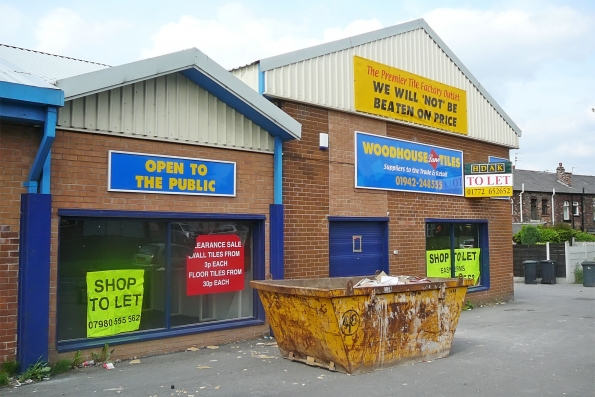 Extensive Schedule of Condition to former retail premises in out of town retail park near Wigan